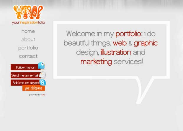 pengbos inspiration portfolio theme wordpress