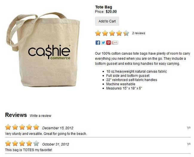 cashie wordpres ecommerce plugin