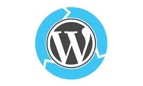 Managed WordPress updates hosting