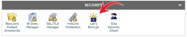 Let's Encrypt certificate SiteGround